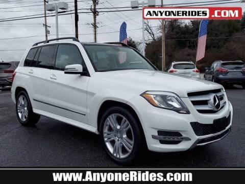 2014 Mercedes-Benz GLK for sale at ANYONERIDES.COM in Kingsville MD
