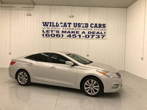2014 Hyundai Azera for sale at Wildcat Used Cars in Somerset KY