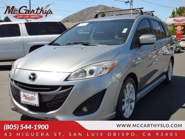 2015 Mazda MAZDA5 for sale at McCarthy Wholesale in San Luis Obispo CA