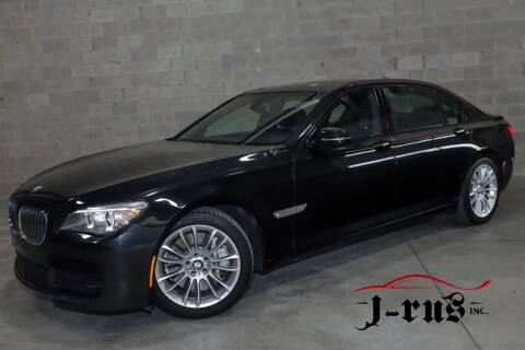2014 BMW 7 Series for sale at J-Rus Inc. in Macomb MI