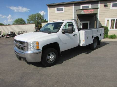 2010 Chevrolet 2010 3500HD 4x4 Service Utilit for sale at NorthStar Truck Sales in St Cloud MN