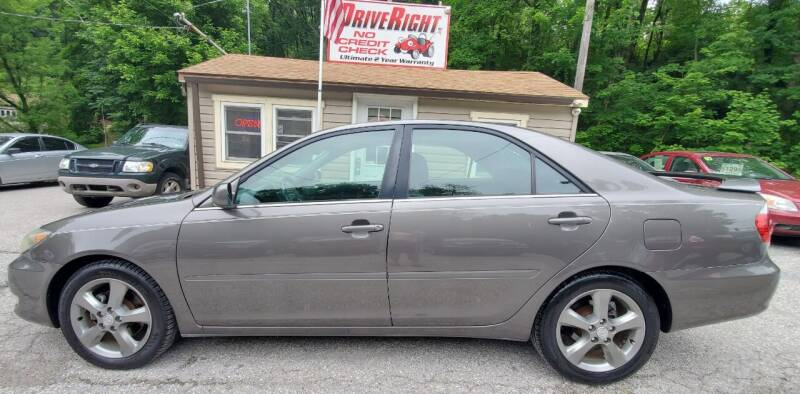2005 Toyota Camry for sale at DriveRight Autos South York in York PA