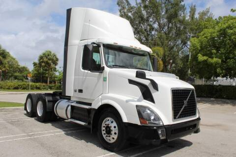 2015 Volvo VNL for sale at Truck and Van Outlet in Miami FL