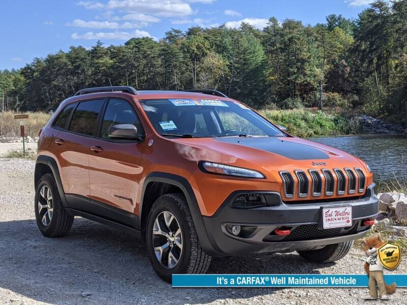2015 Jeep Cherokee for sale at Bob Walters Linton Motors in Linton IN