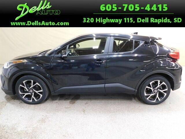 2018 Toyota C-HR for sale at Dells Auto in Dell Rapids SD