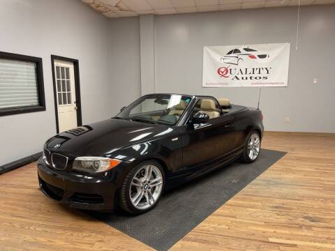 2012 BMW 1 Series for sale at Quality Autos in Marietta GA