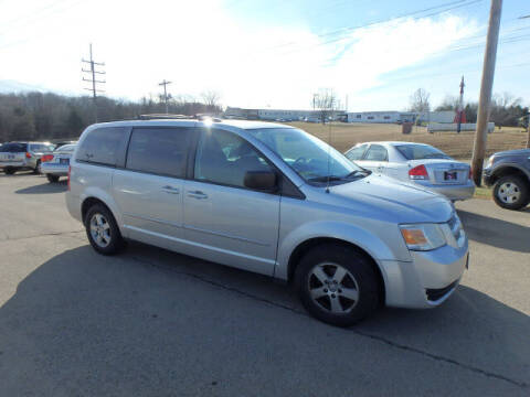 2010 Dodge Grand Caravan for sale at BLACKWELL MOTORS INC in Farmington MO