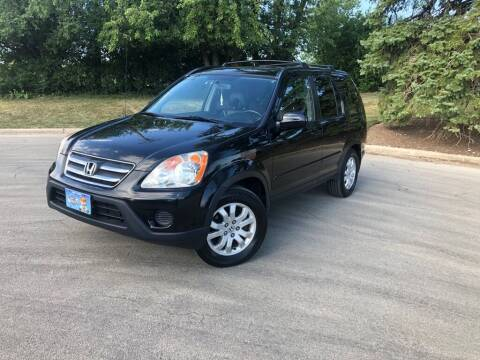 2005 Honda CR-V for sale at 5K Autos LLC in Roselle IL
