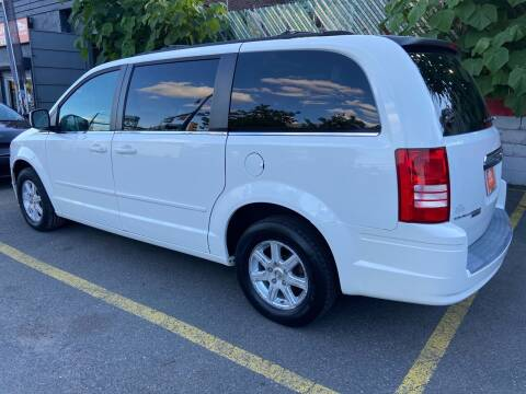 2008 Chrysler Town and Country for sale at TOP SHELF AUTOMOTIVE in Newark NJ