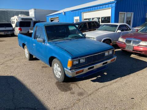 1985 Nissan Pickup for sale at AFFORDABLY PRICED CARS LLC in Mountain Home ID