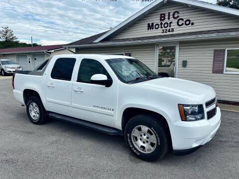2007 Chevrolet Avalanche for sale at Bic Motors in Jackson MO