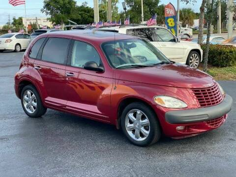 2002 Chrysler PT Cruiser for sale at Classic Car Deals in Cadillac MI