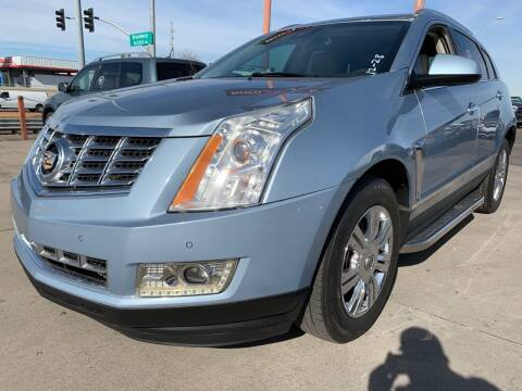 2013 Cadillac SRX for sale at Town and Country Motors in Mesa AZ