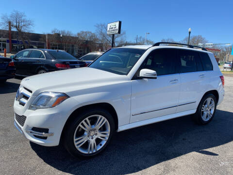 2015 Mercedes-Benz GLK for sale at BWK of Columbia in Columbia SC