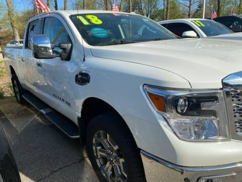 2018 Nissan Titan XD for sale at Premium Motors in Rahway NJ