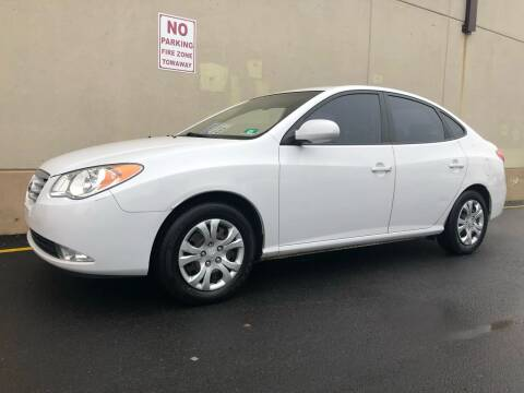 2010 Hyundai Elantra for sale at International Auto Sales in Hasbrouck Heights NJ