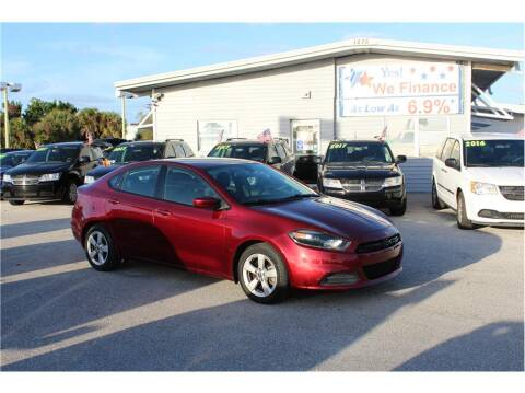 2015 Dodge Dart for sale at My Value Car Sales in Venice FL