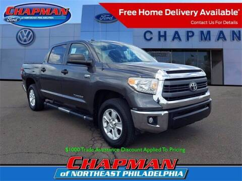 2015 Toyota Tundra for sale at CHAPMAN FORD NORTHEAST PHILADELPHIA in Philadelphia PA