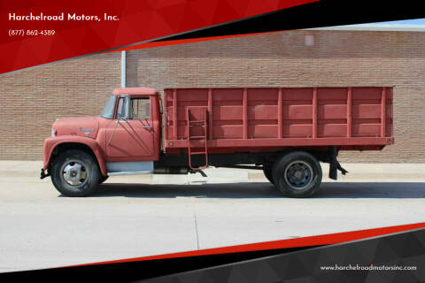 1963 IHC 1600 TRUCK for sale at Harchelroad Motors, Inc. in Wauneta NE