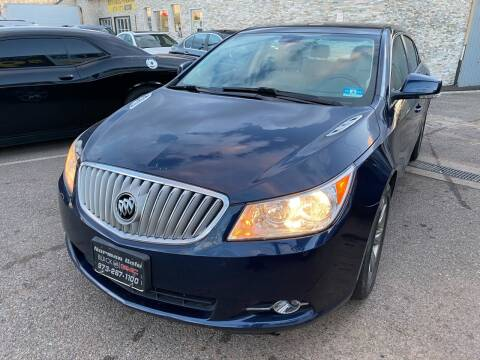 2011 Buick LaCrosse for sale at MFT Auction in Lodi NJ