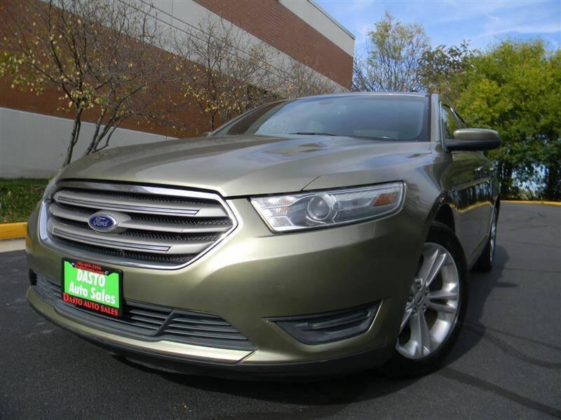 2013 Ford Taurus for sale at Dasto Auto Sales in Manassas VA