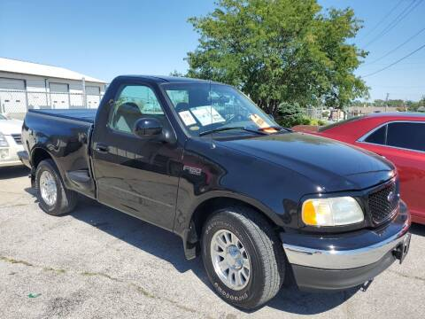 2003 Ford F-150 for sale at Straightforward Auto Sales in Omaha NE