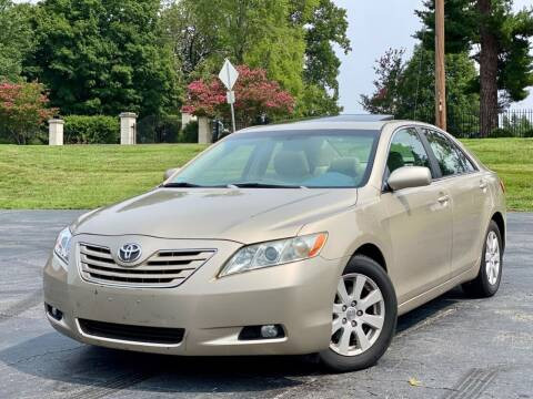 2007 Toyota Camry for sale at Sebar Inc. in Greensboro NC