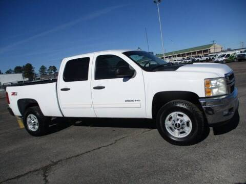2011 Chevrolet Silverado 2500HD for sale at GOWEN WHOLESALE AUTO in Lawrenceburg TN
