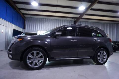 2012 Acura MDX for sale at SOUTHWEST AUTO CENTER INC in Houston TX