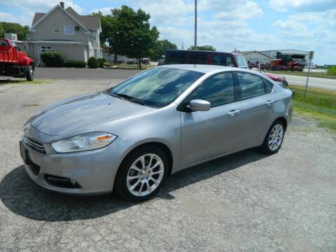 2016 Dodge Dart for sale at Pro Auto Sales in Flanagan IL