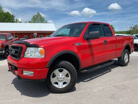 2004 Ford F-150 for sale at Rt 33 Motors LLC in Rockbridge OH