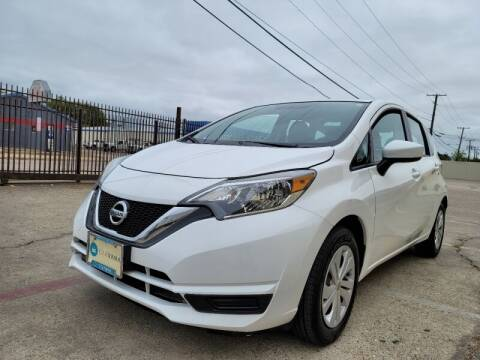 2017 Nissan Versa Note for sale at A & J Enterprises in Dallas TX