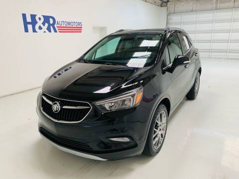 2017 Buick Encore for sale at H&R Auto Motors in San Antonio TX