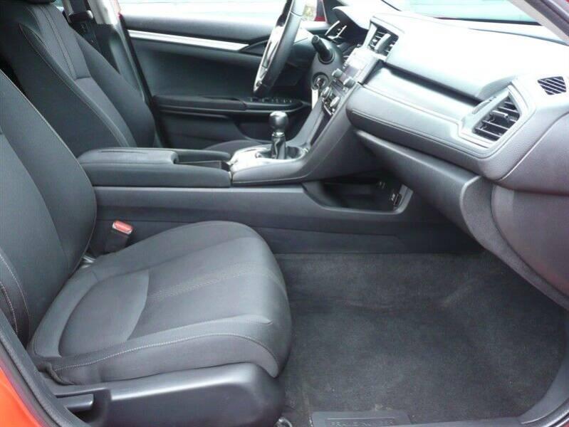 2017 Honda Civic LX 4dr Sedan 6M - East Windsor CT