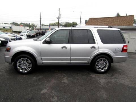2012 Ford Expedition for sale at American Auto Group Now in Maple Shade NJ