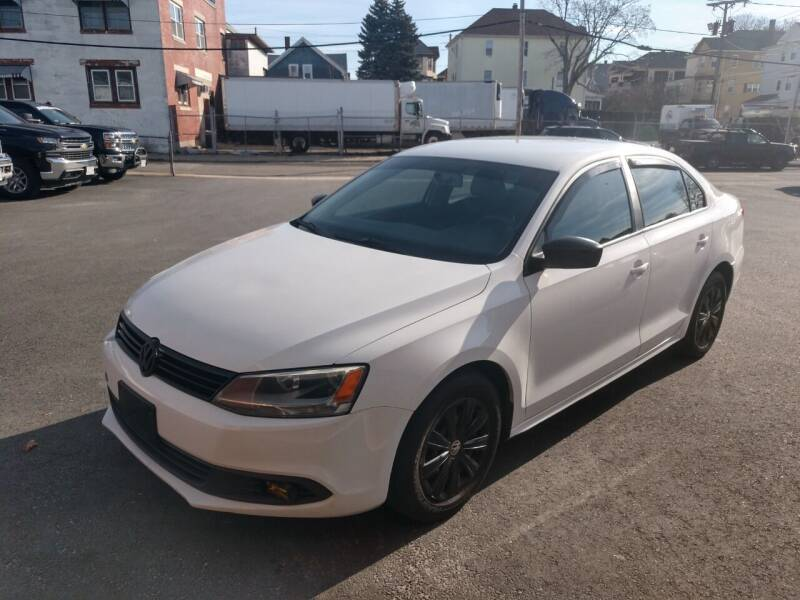2011 Volkswagen Jetta for sale at A J Auto Sales in Fall River MA