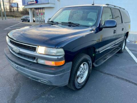 2003 Chevrolet Suburban for sale at Carland Auto Sales INC. in Portsmouth VA