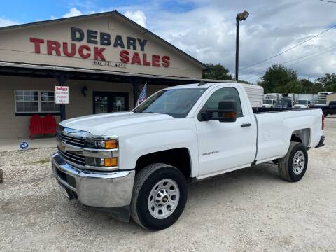 2015 Chevrolet Silverado 3500HD for sale at DEBARY TRUCK SALES in Sanford FL