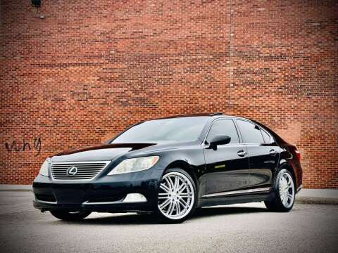 2009 Lexus LS 460 for sale at ARCH AUTO SALES in St. Louis MO