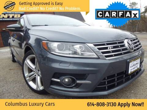2013 Volkswagen CC for sale at Columbus Luxury Cars in Columbus OH