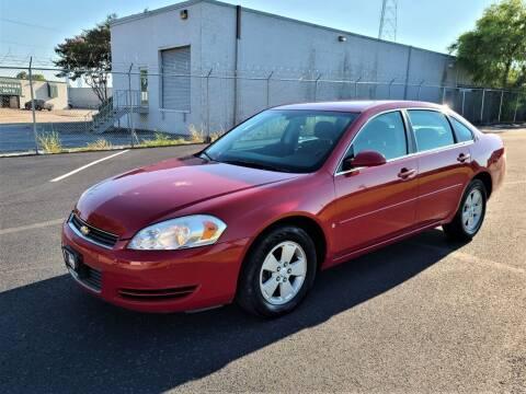 2008 Chevrolet Impala for sale at Image Auto Sales in Dallas TX