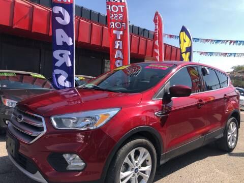 2017 Ford Escape for sale at Duke City Auto LLC in Gallup NM