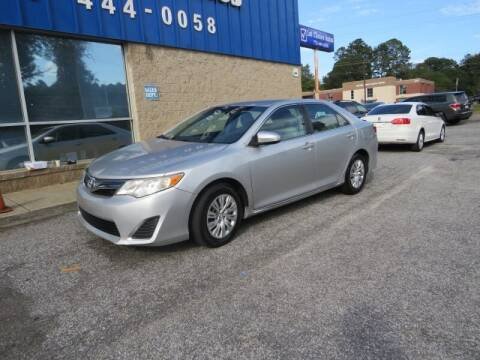 2013 Toyota Camry for sale at Southern Auto Solutions - 1st Choice Autos in Marietta GA