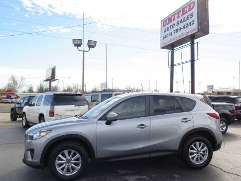 2015 Mazda CX-5 for sale at United Auto Sales in Oklahoma City OK