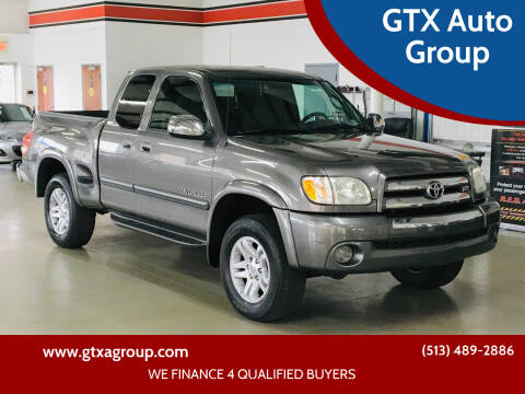 2003 Toyota Tundra for sale at GTX Auto Group in West Chester OH
