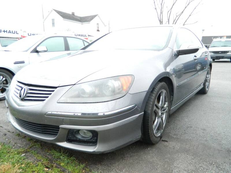 2006 Acura RL for sale at Auto House Of Fort Wayne in Fort Wayne IN