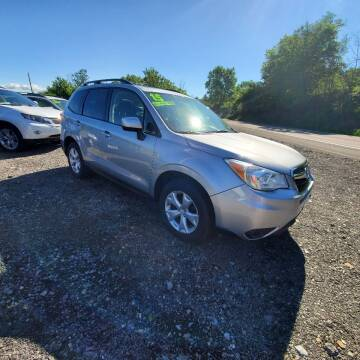 2015 Subaru Forester for sale at ALL WHEELS DRIVEN in Wellsboro PA