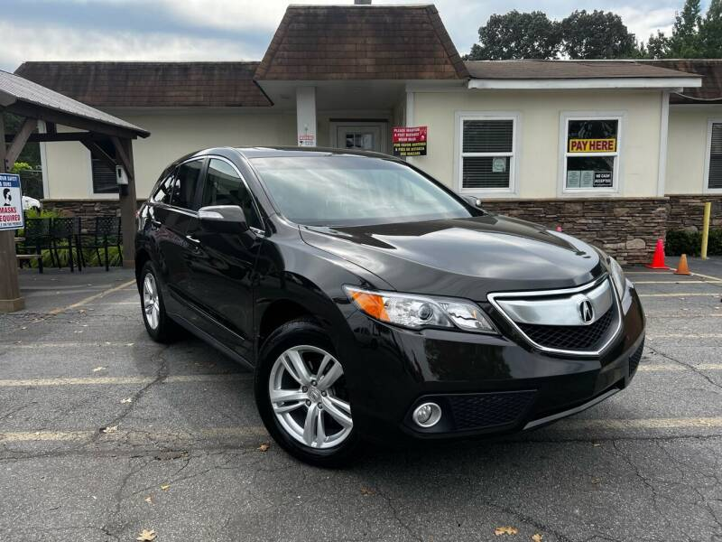 2014 Acura RDX for sale at Hola Auto Sales Doraville in Doraville GA