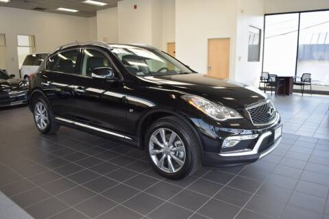 2017 Infiniti QX50 for sale at BMW OF NEWPORT in Middletown RI