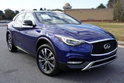 2017 Infiniti QX30 for sale at CU Carfinders in Norcross GA